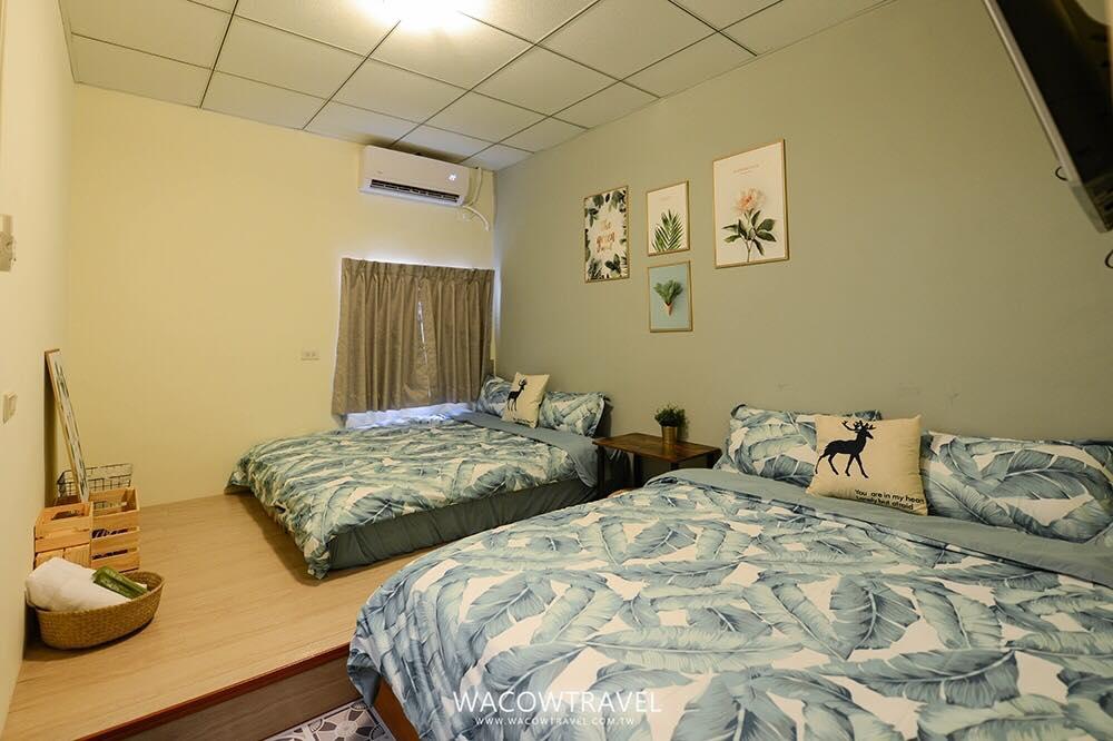 861小琉球民宿2館幸福北歐四人套房