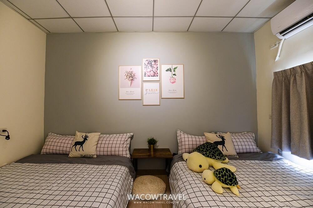 861小琉球民宿2館微笑北歐四人套房