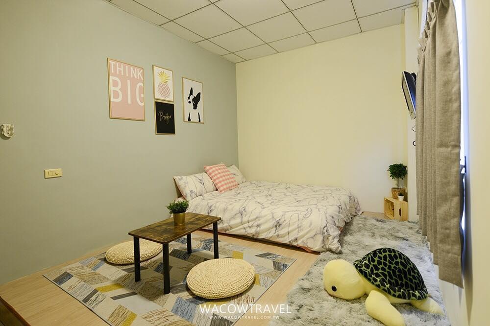 861小琉球民宿2館夢想北歐雙人套房